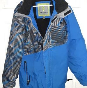 Boys size 10/12 winter coat.